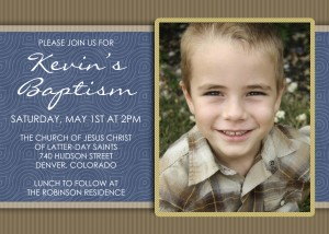 Lds Baptism Invitations Ended Dandy Giveaway Dandy Giveaway