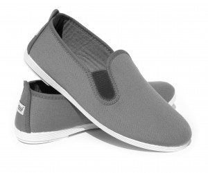 Eco_Womens_Classic_Shoes_Grey_Front_1