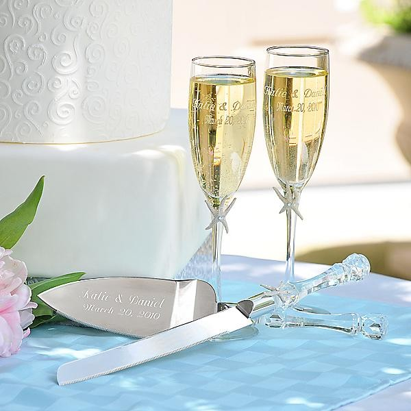 s7600_beach_champagne_flutes_cake_server_set_1