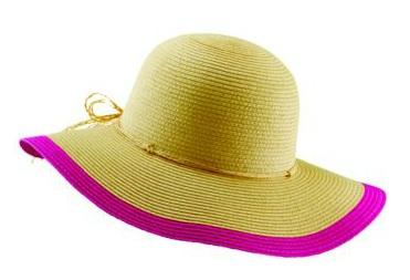 brimmed-hat