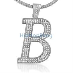 b-initial-bling-bling-pendant