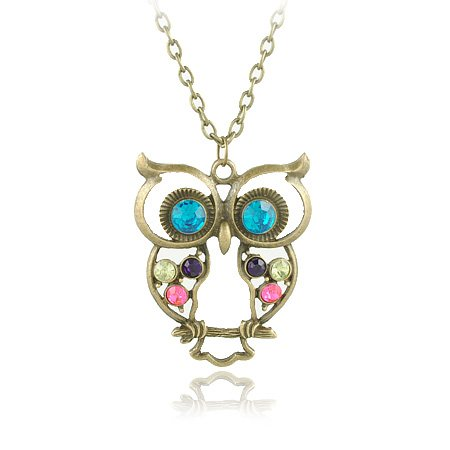 Such A Beautiful Piece Of Jewelry And All Sales Go To Our Team For Light The Night St Louis Plus This Owl Necklace Is Only 99 Cents Making It Steal