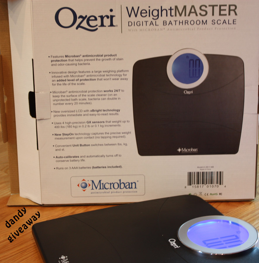 The Ozeri Weightmast Er Digital Bathroom Scale Review
