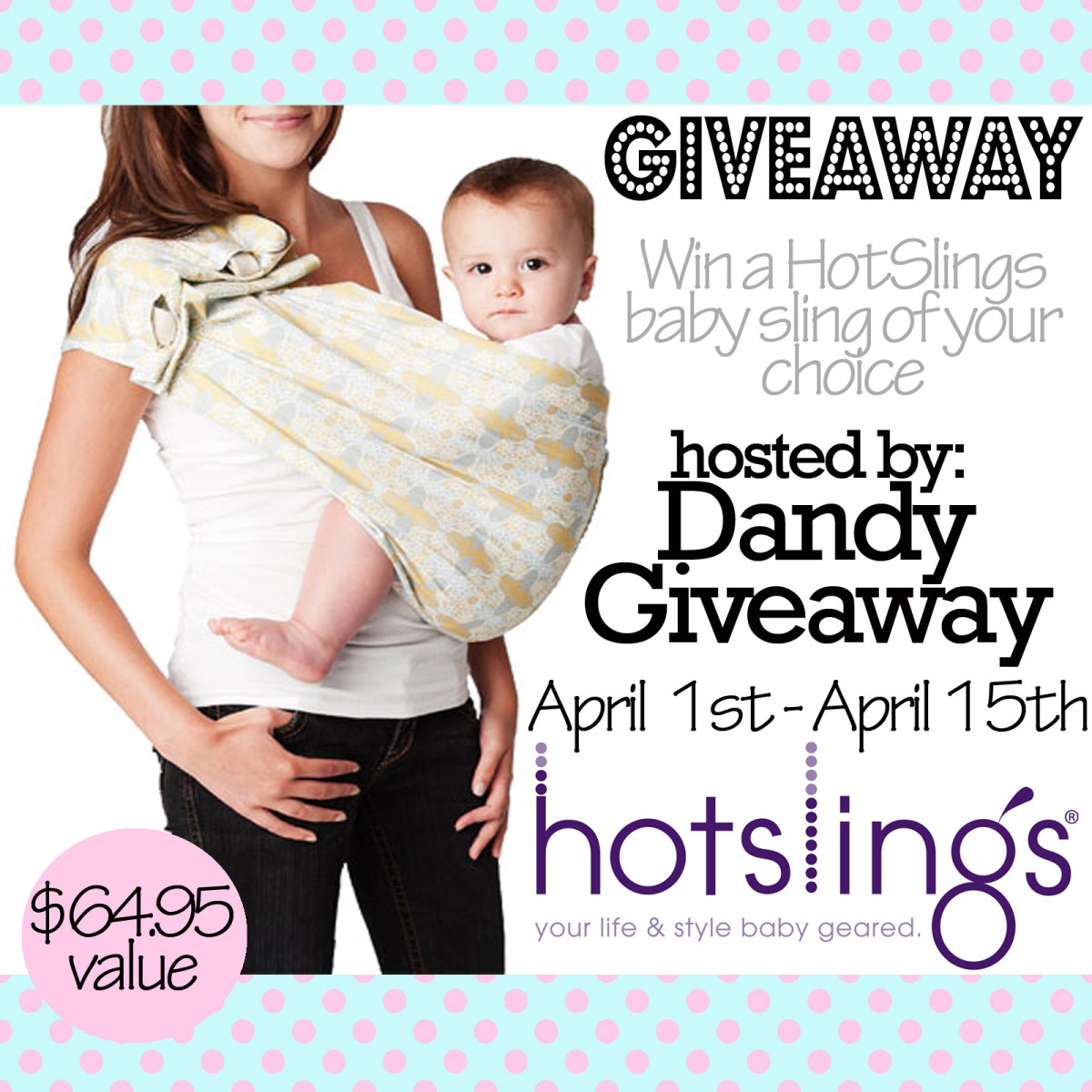 Hot Slings {Giveaway}