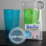 Reflo - The Alternative to the Sippy Cup {Giveaway} - Closed