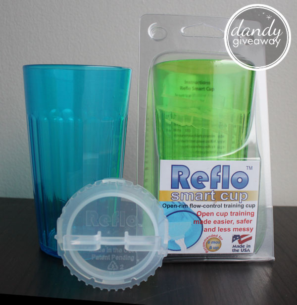 Reflo - The Alternative to the Sippy Cup