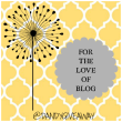 For The Love Of Blog Flash Back {May 1, 2008}