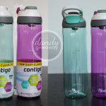 Contigo Cortland Spill Proof Water Bottles {Giveaway}